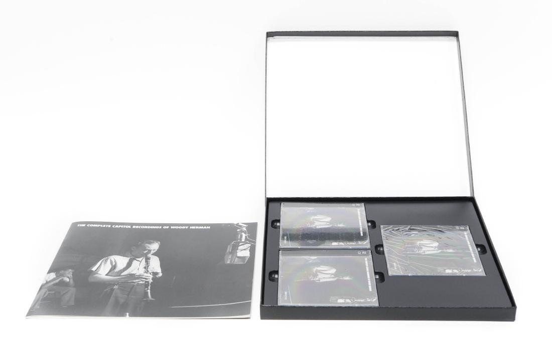 (6) Mosaic Records Limited Edition Jazz CD Box Sets. - 7