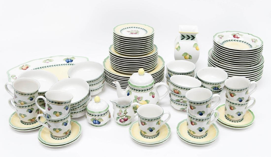 Villeroy & Boch Country Collection Dinnerware.