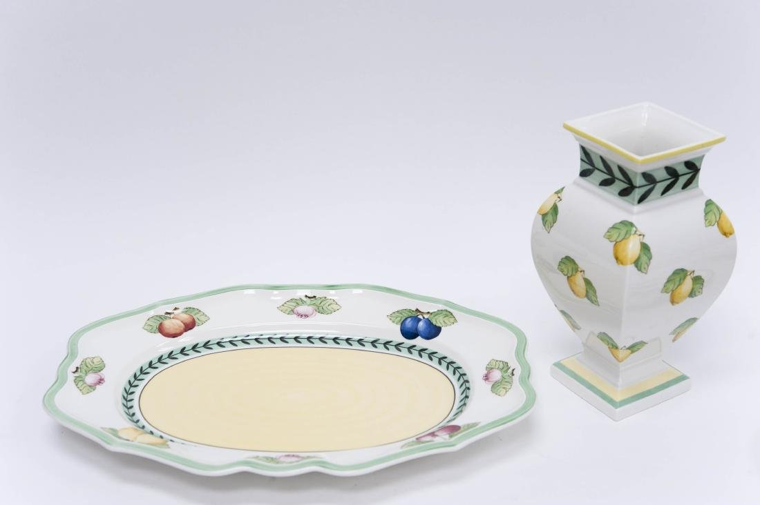 Villeroy & Boch Country Collection Dinnerware. - 2