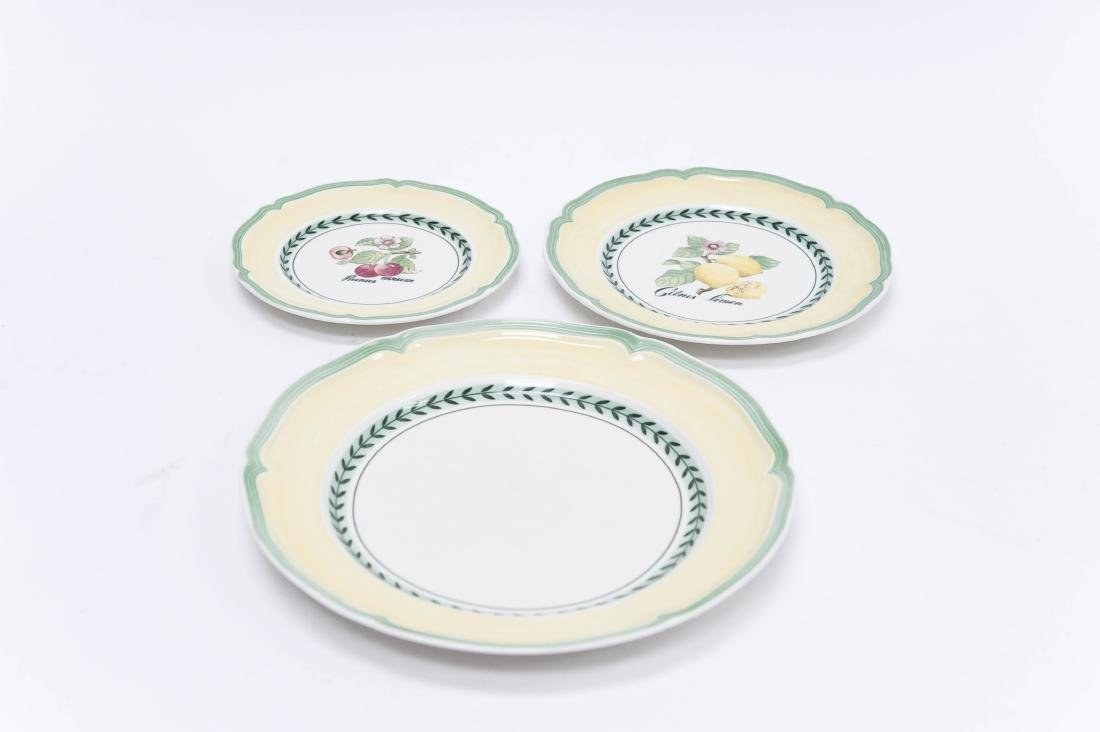 Villeroy & Boch Country Collection Dinnerware. - 7