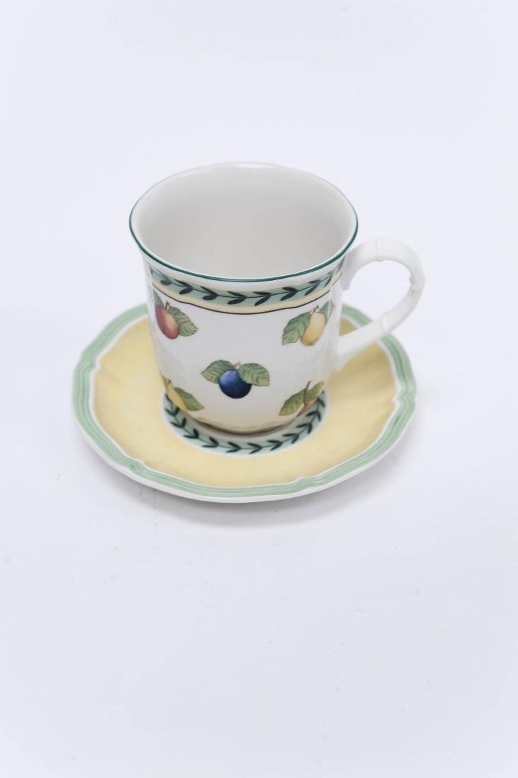 Villeroy & Boch Country Collection Dinnerware. - 9