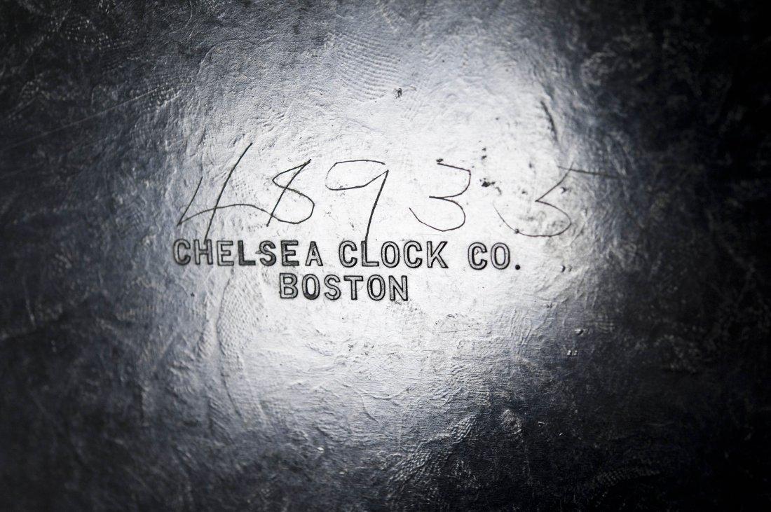 Chelsea U.S. Navy Ship's Clock. - 4