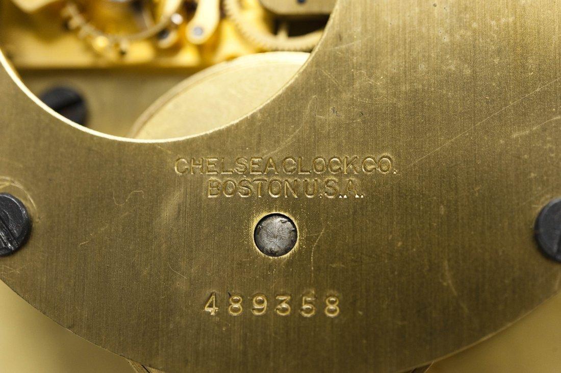 Chelsea U.S. Navy Ship's Clock. - 8