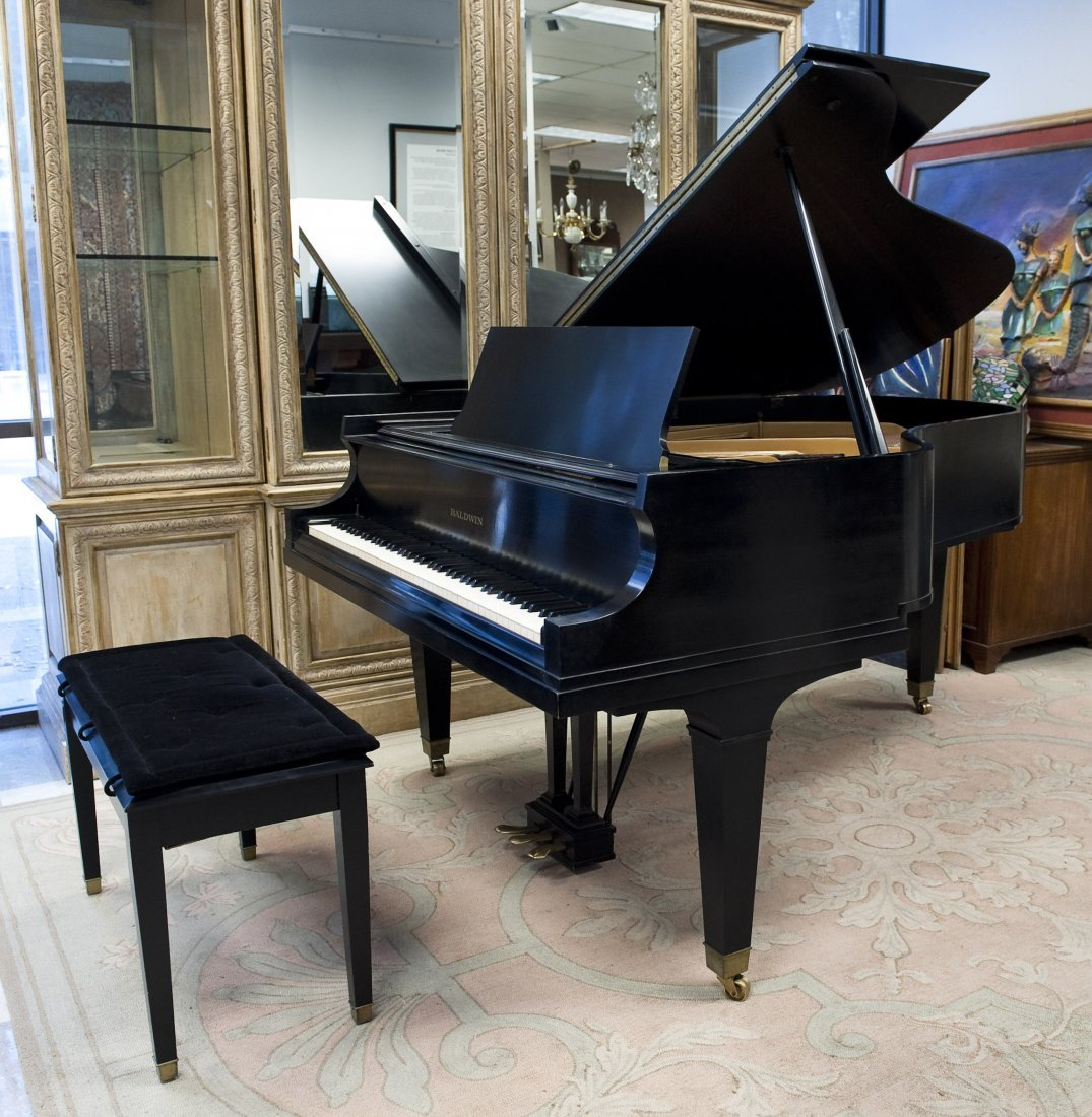 1974 Baldwin Model L Grand Piano.