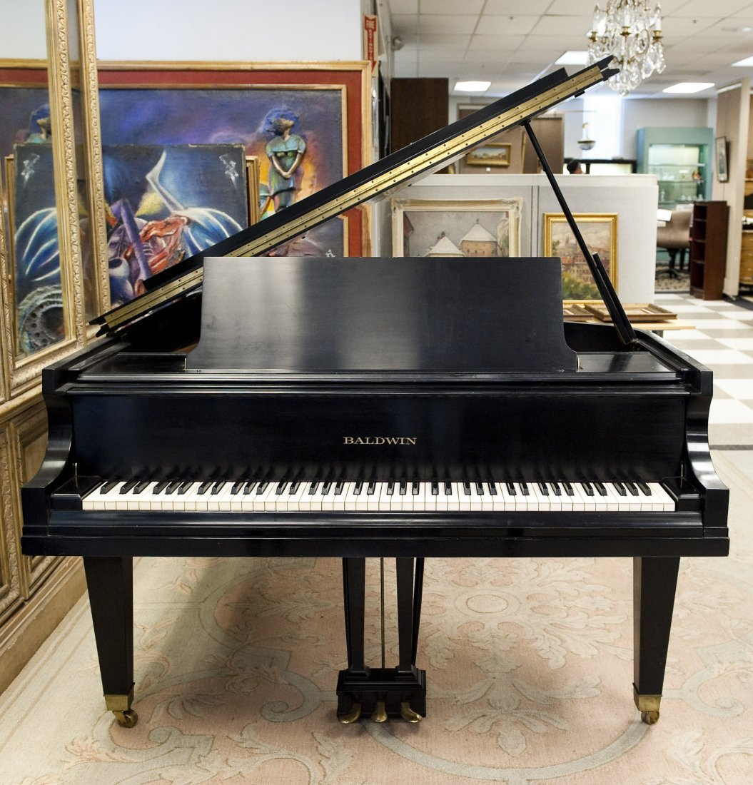 1974 Baldwin Model L Grand Piano. - 2