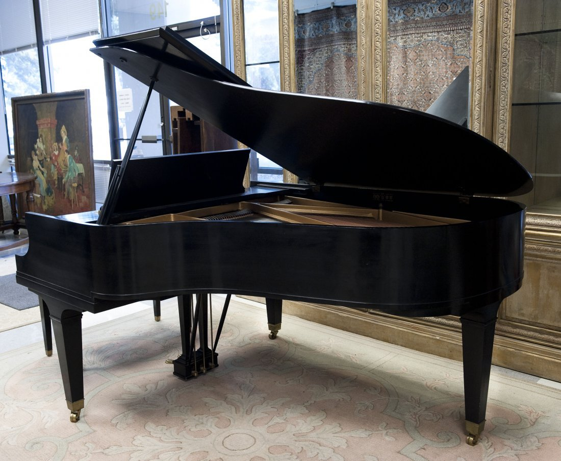1974 Baldwin Model L Grand Piano. - 3