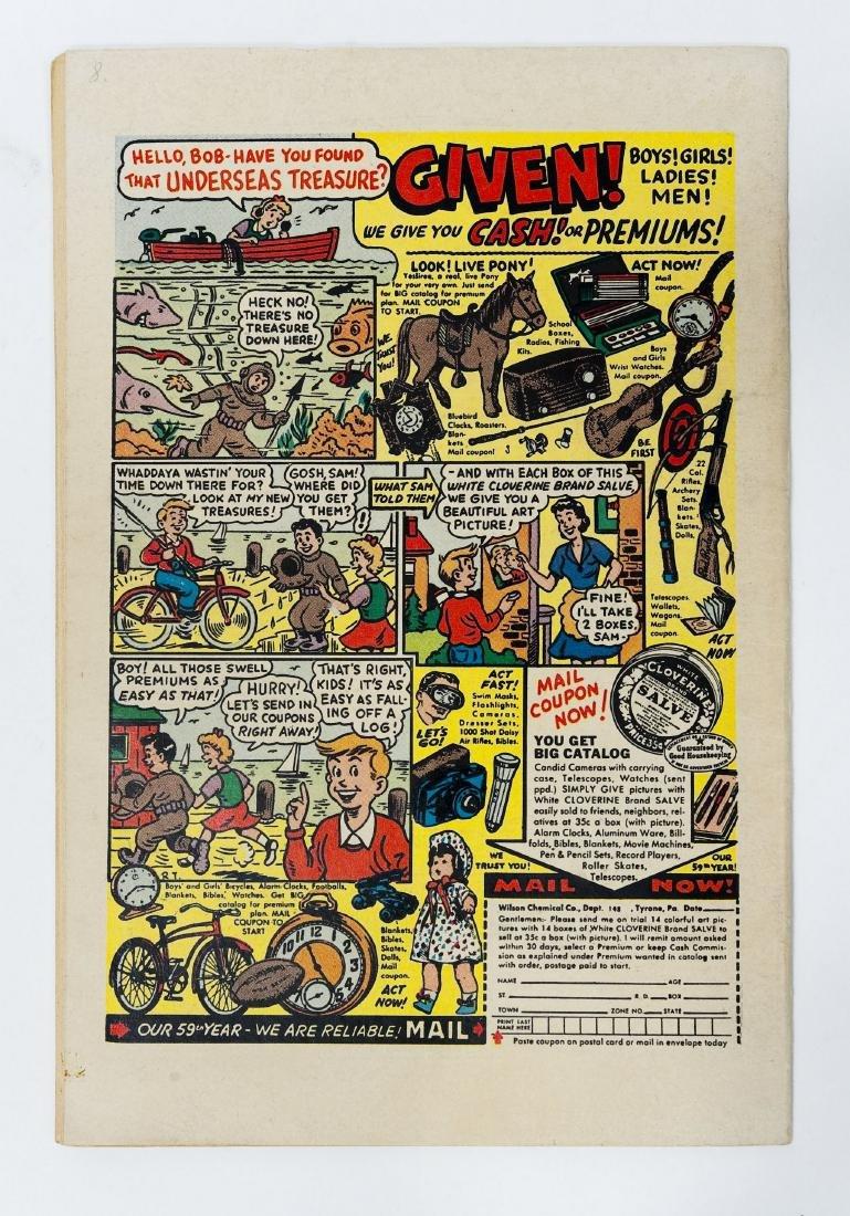 Atlas 10-cent Comic Book, The Human Torch #37. - 2