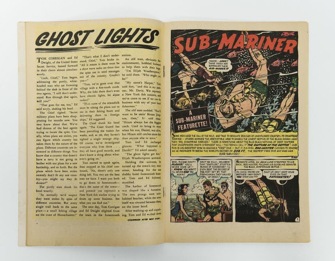Atlas 10-cent Comic Book, The Human Torch #37. - 4