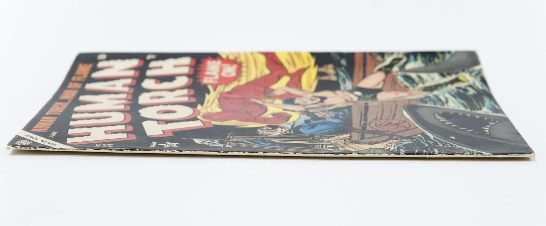 Atlas 10-cent Comic Book, The Human Torch #37. - 5