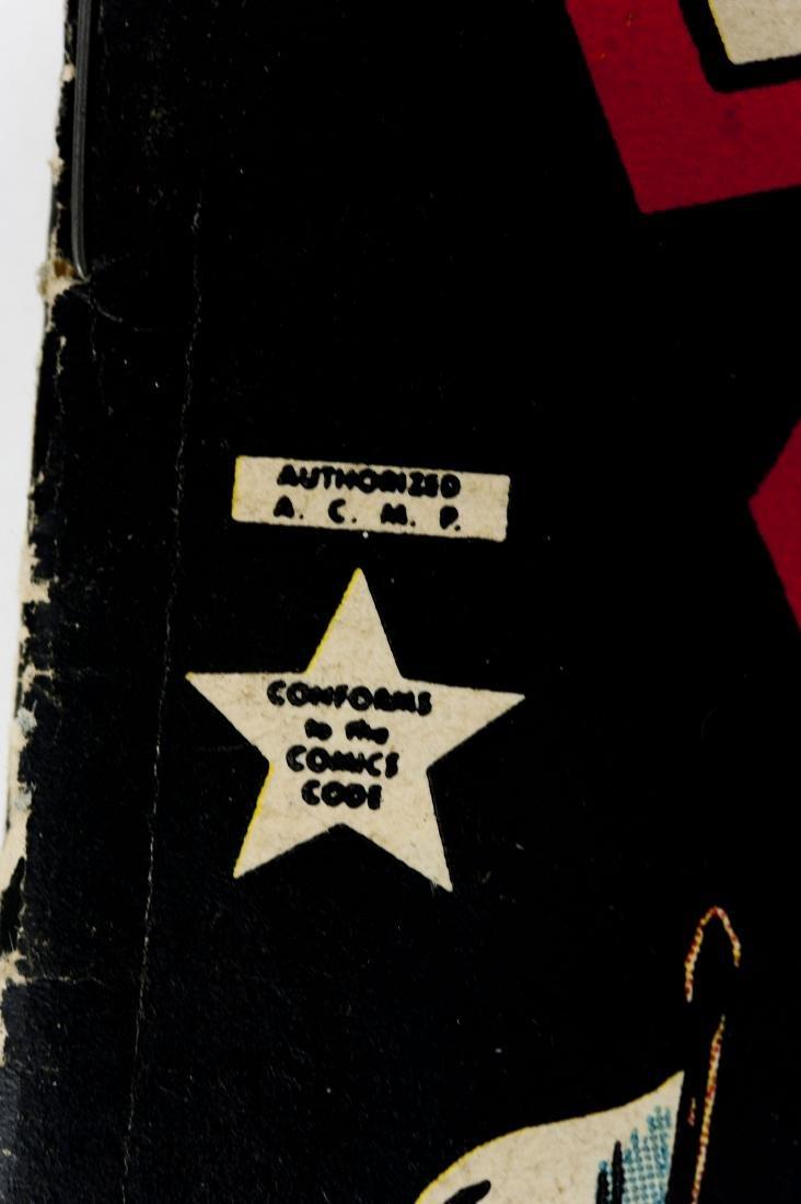 Atlas 10-cent Comic Book, The Human Torch #37. - 8