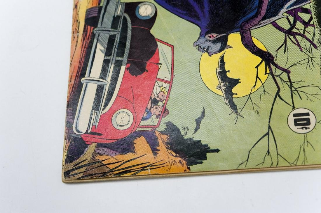 (6) Comic Books, Out of the Night. - 7