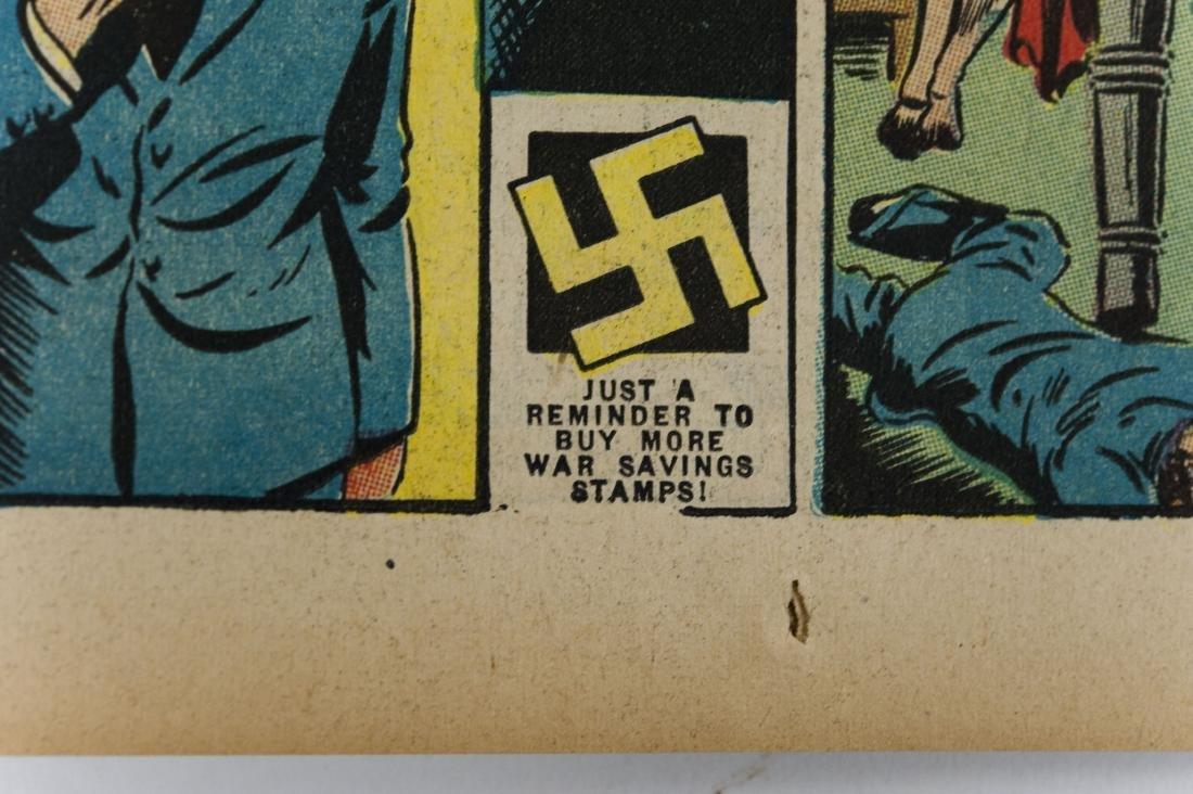 Comic Book, Doc Savage Comics, Vol, 1, #10. - 11