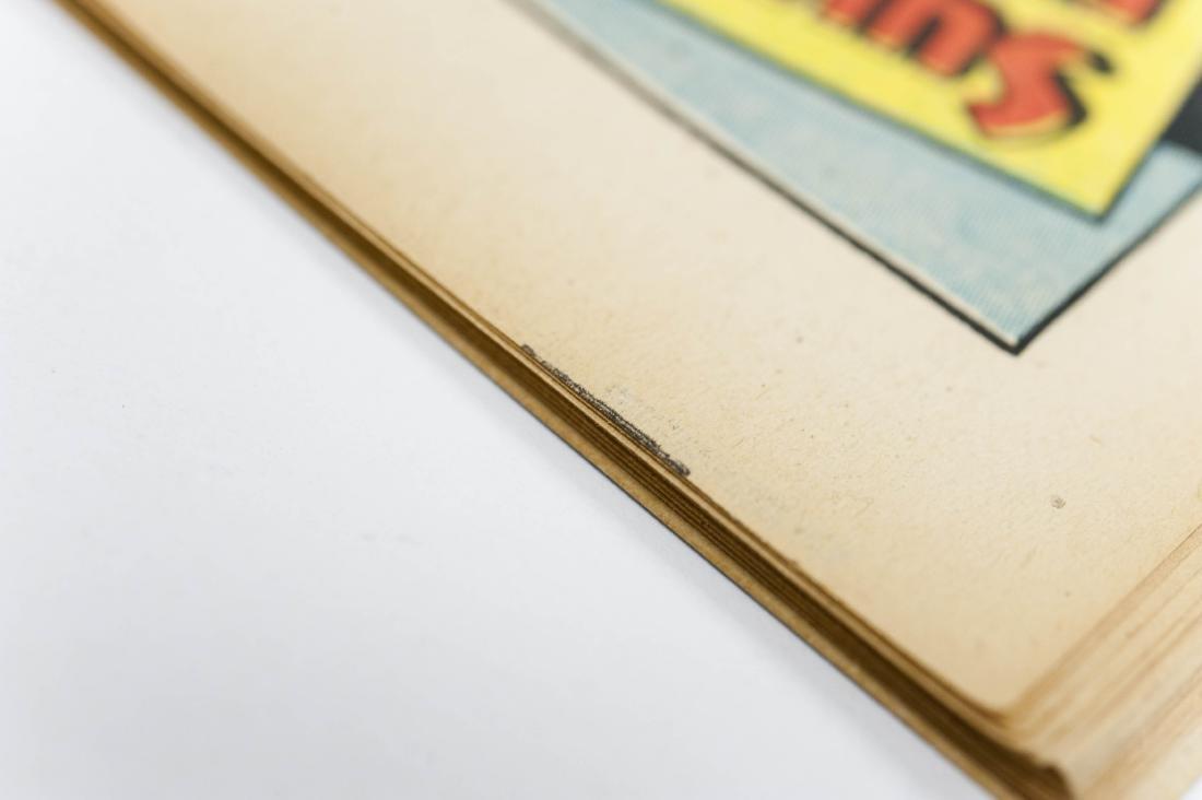 Comic Book, Doc Savage Comics, Vol, 1, #10. - 13