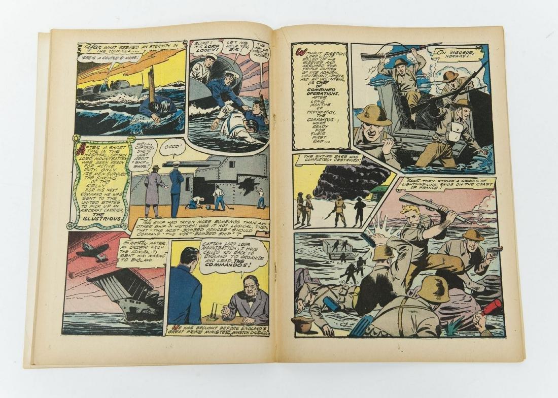 Comic Book, Doc Savage Comics, Vol, 1, #10. - 4