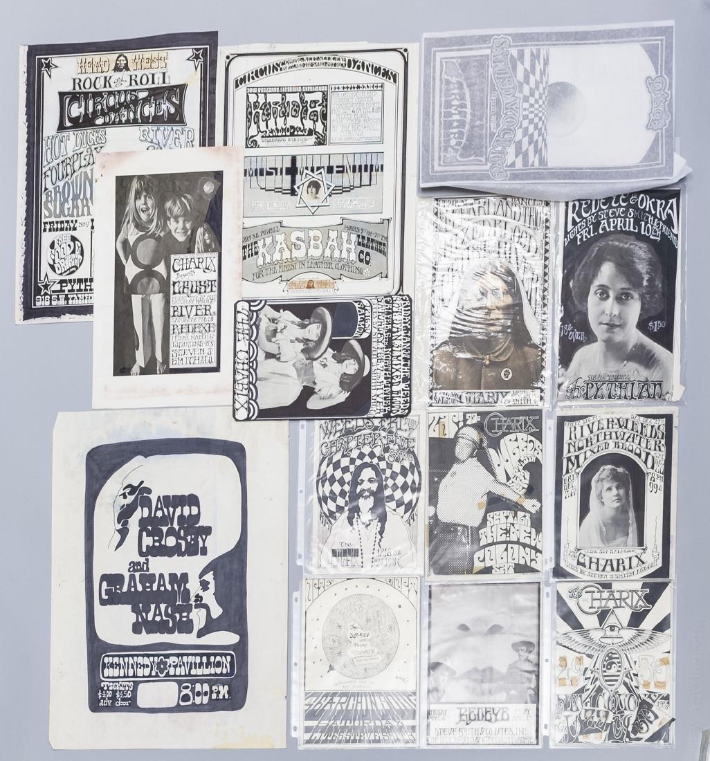 Bruce Weber Concert Poster Art Collection.