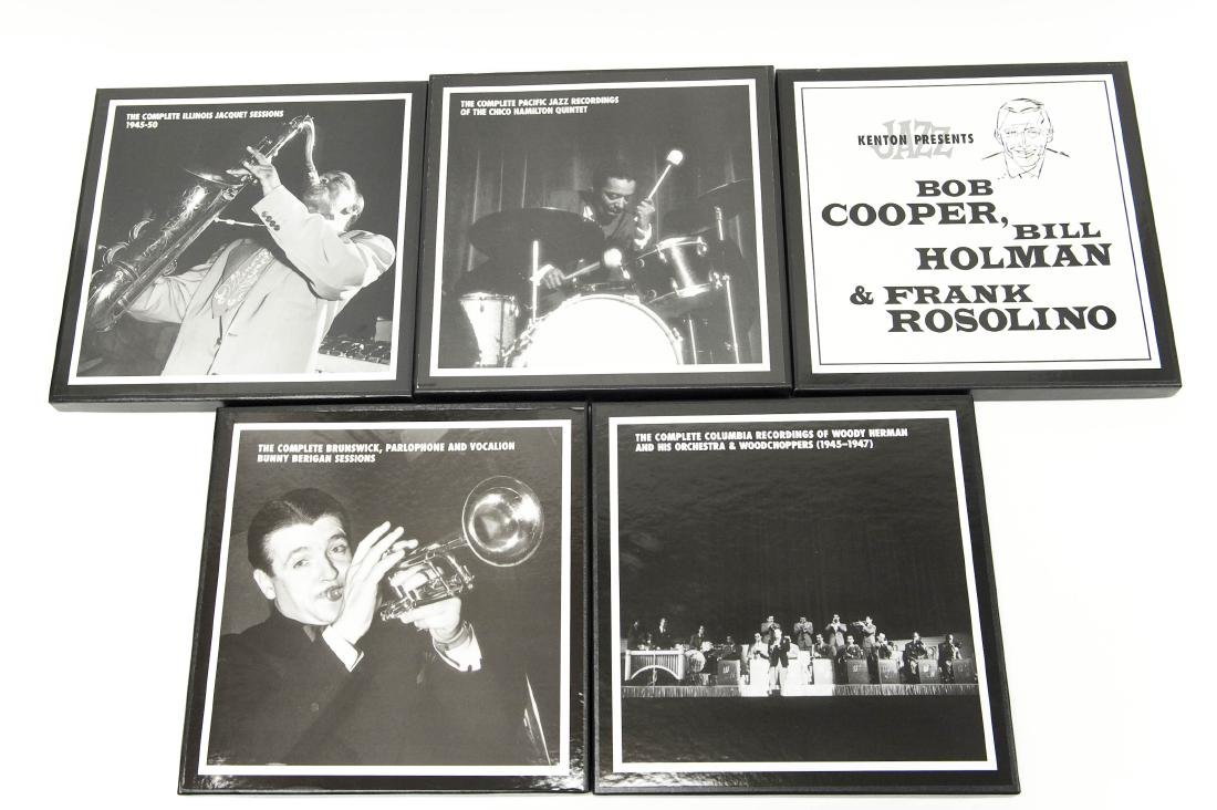 (5) Mosaic Records Limited Edition Jazz CD Sets. - 2