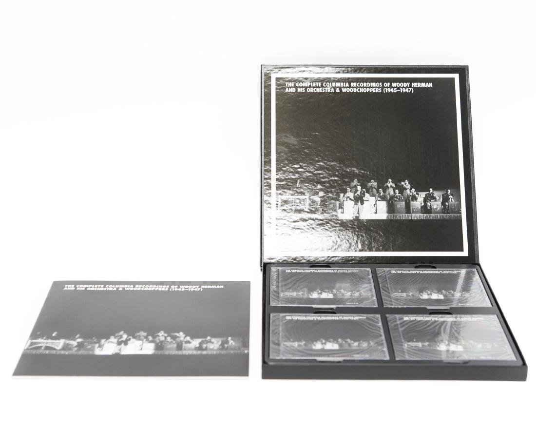 (5) Mosaic Records Limited Edition Jazz CD Sets. - 8