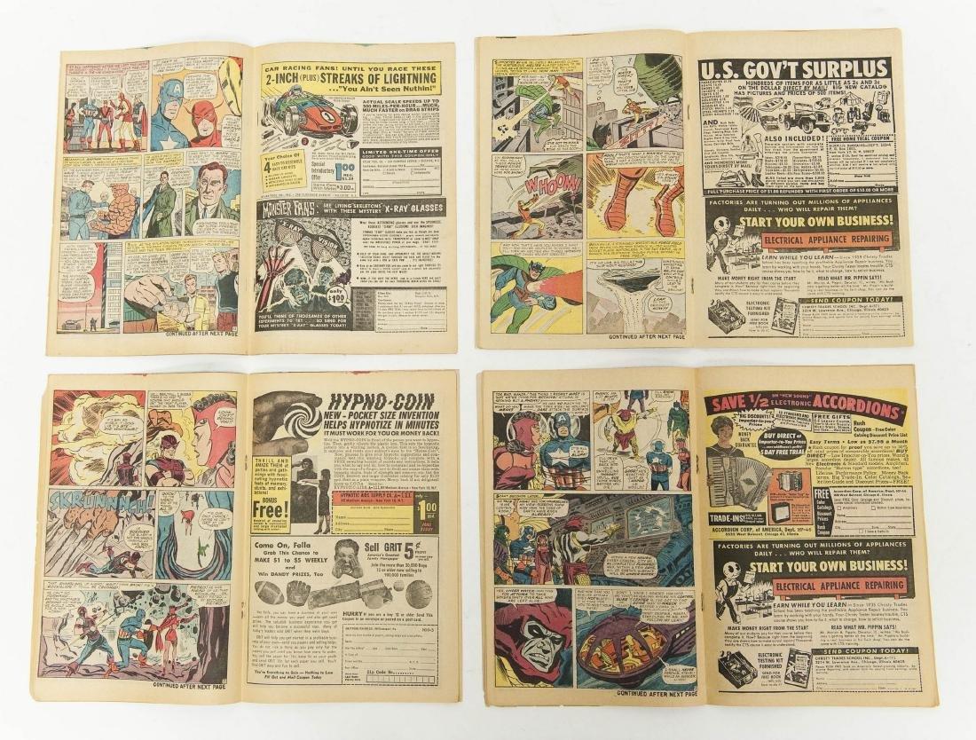 (16) Marvel Comics, The Avengers. - 4