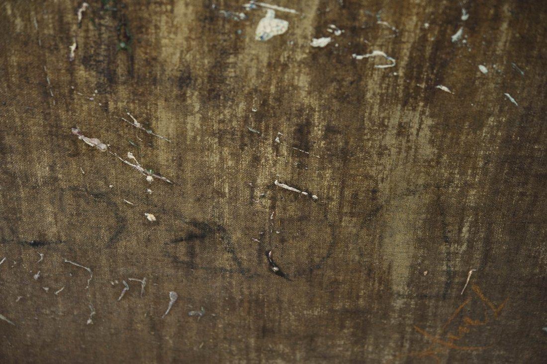 Jerzy Duda Gracz Oil on Canvas. - 10