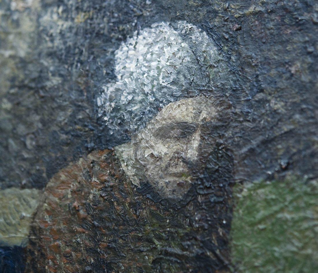 Jerzy Duda Gracz Oil on Canvas. - 3