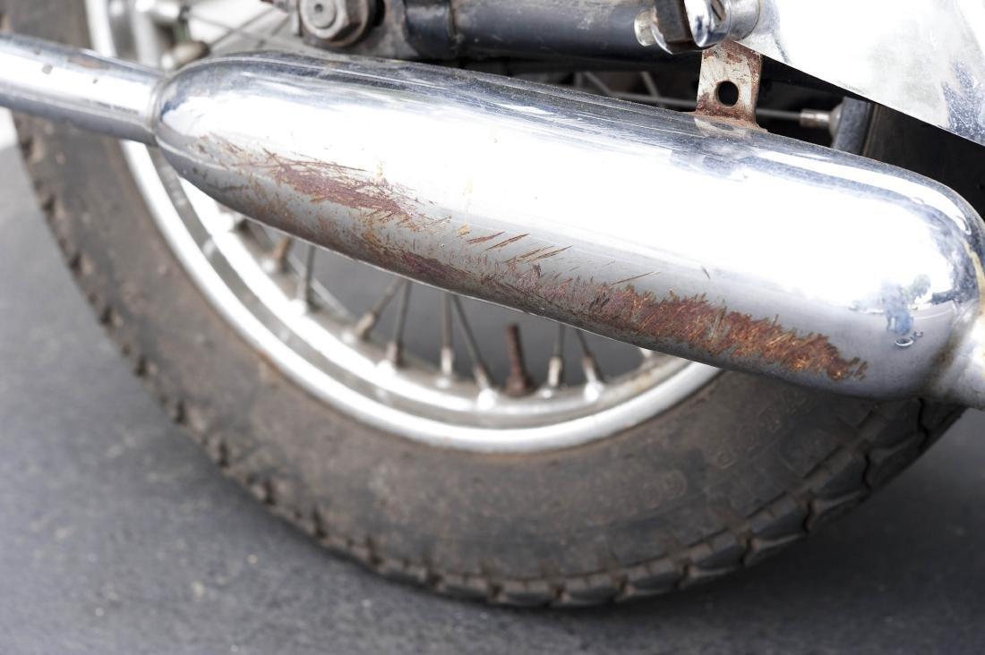 1969 Triumph T100R Daytona 500 Motorcycle - 10