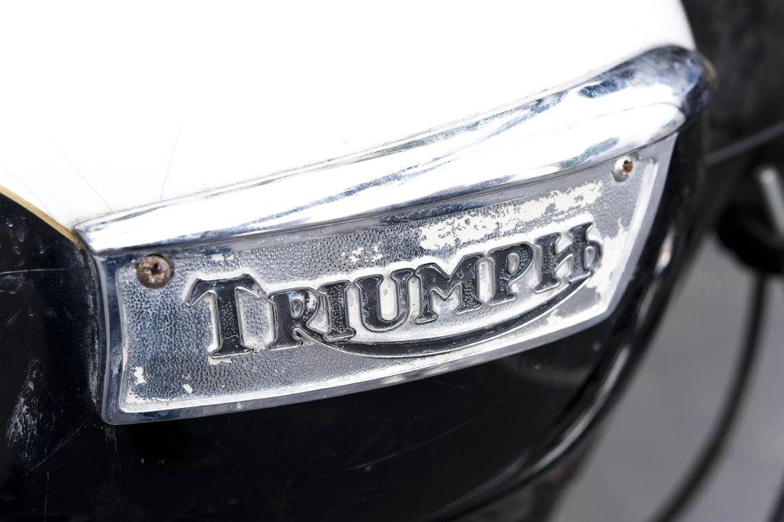 1969 Triumph T100R Daytona 500 Motorcycle - 13