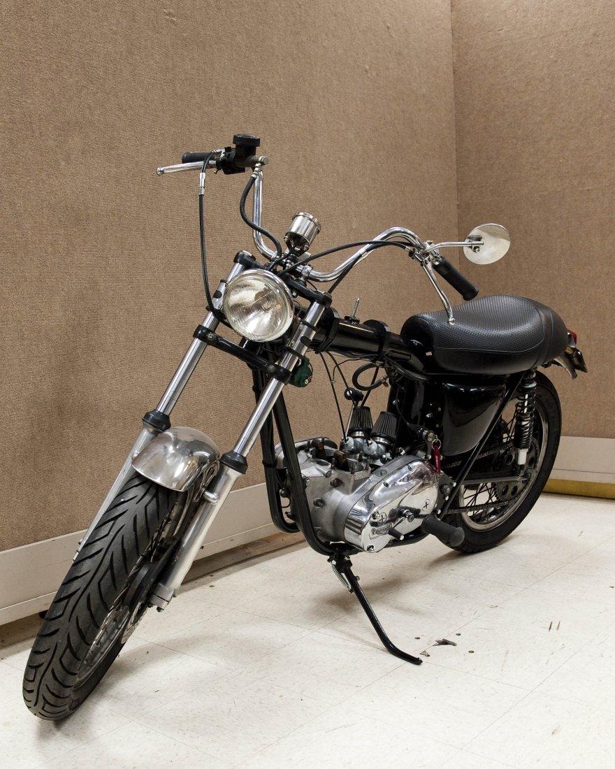 1978 Triumph Bonneville T140V Motorcycle. - 7