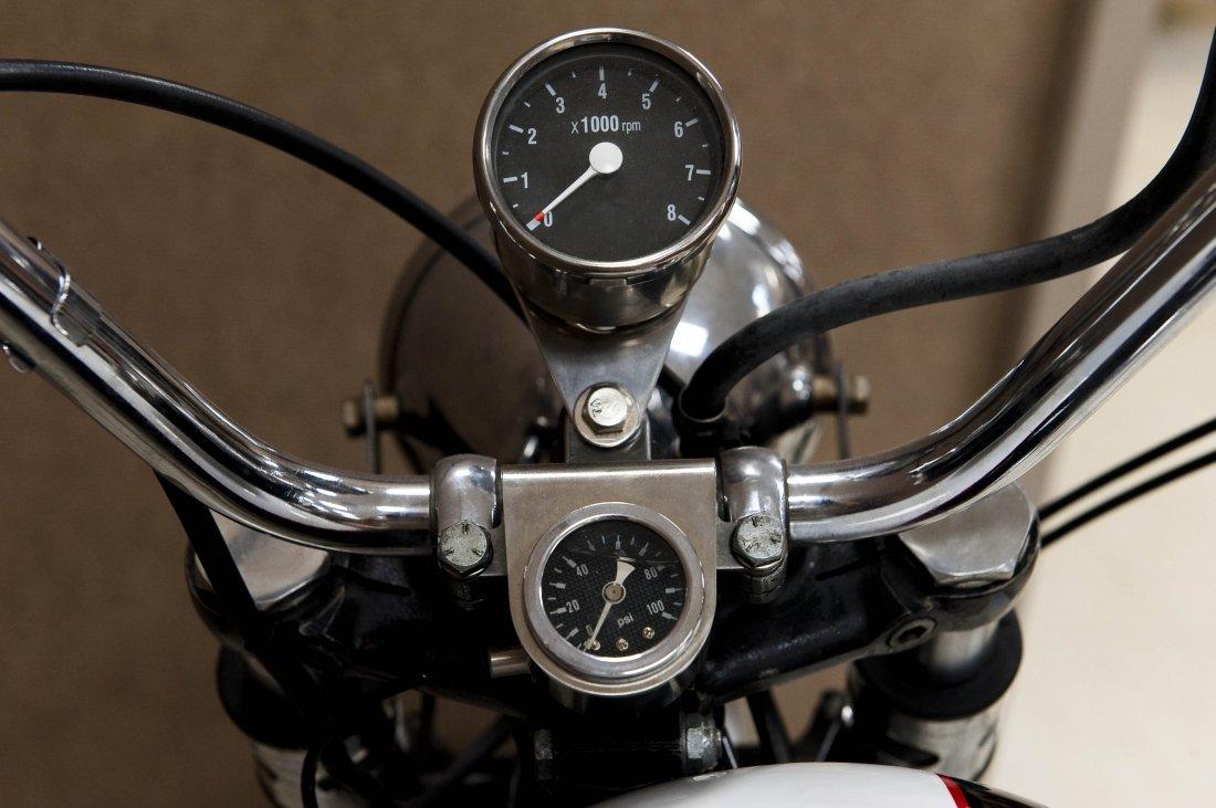 1978 Triumph Bonneville T140V Motorcycle. - 8