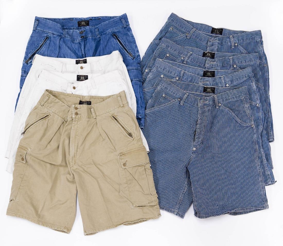 (8) Ralph Lauren RRL Shorts.