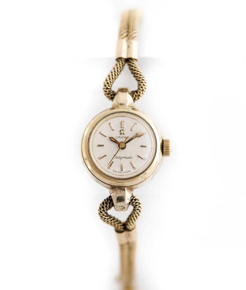 Lady's Omega LadyMatic Wristwatch.
