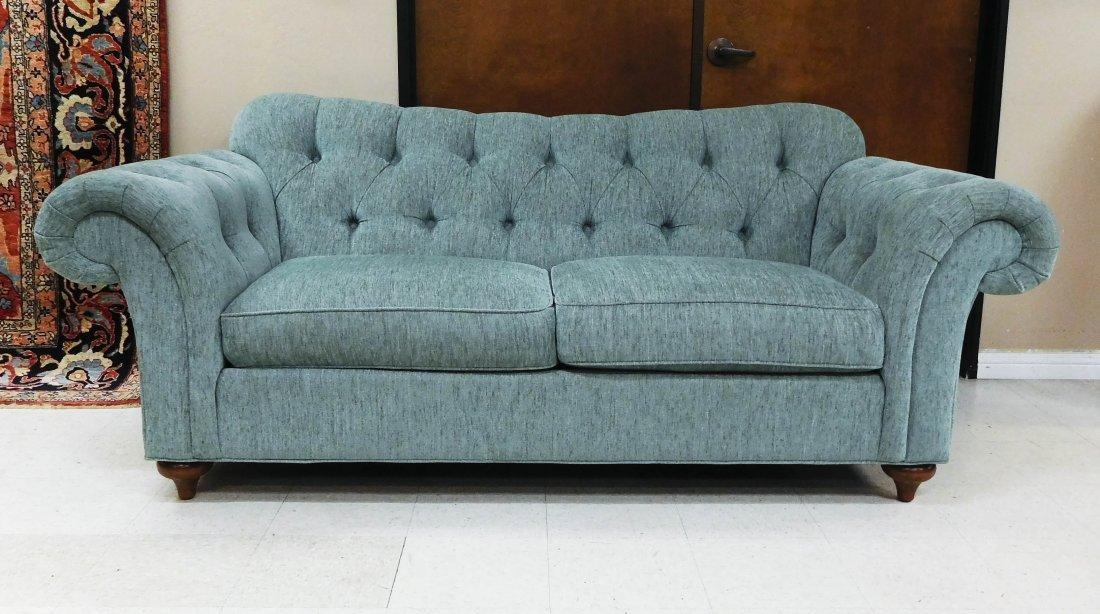 Ethan Allen 2-seat Sofa.