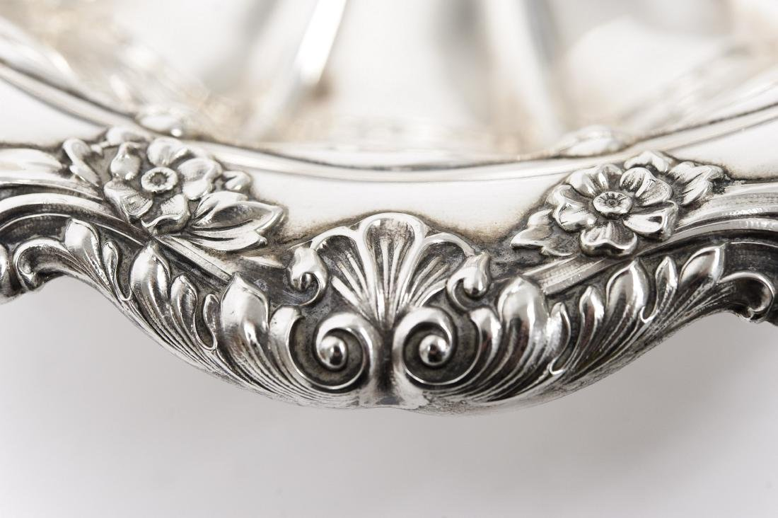 (2) Sterling Silver Bowls. - 5