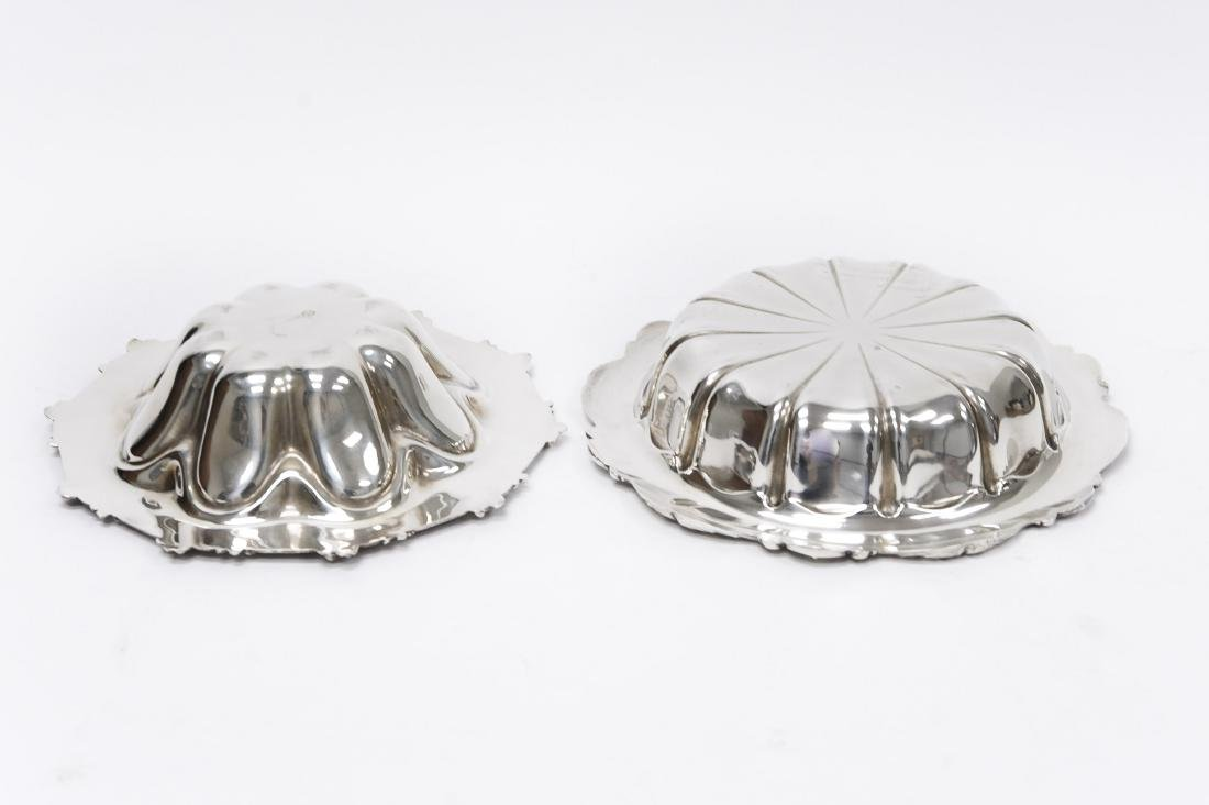 (2) Sterling Silver Bowls. - 8