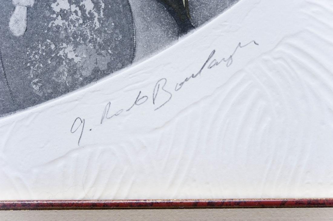 (3) G. Rodo Boulanger Signed Lithographs. - 3