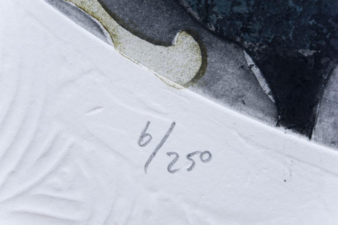 (3) G. Rodo Boulanger Signed Lithographs. - 4