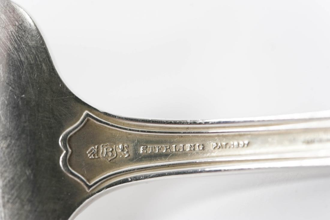 "Reed & Barton ""Hepplewhite Chased"" Sterling Silver - 3"