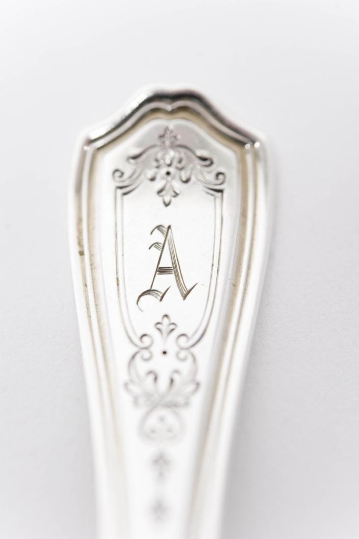 "Reed & Barton ""Hepplewhite Chased"" Sterling Silver - 6"