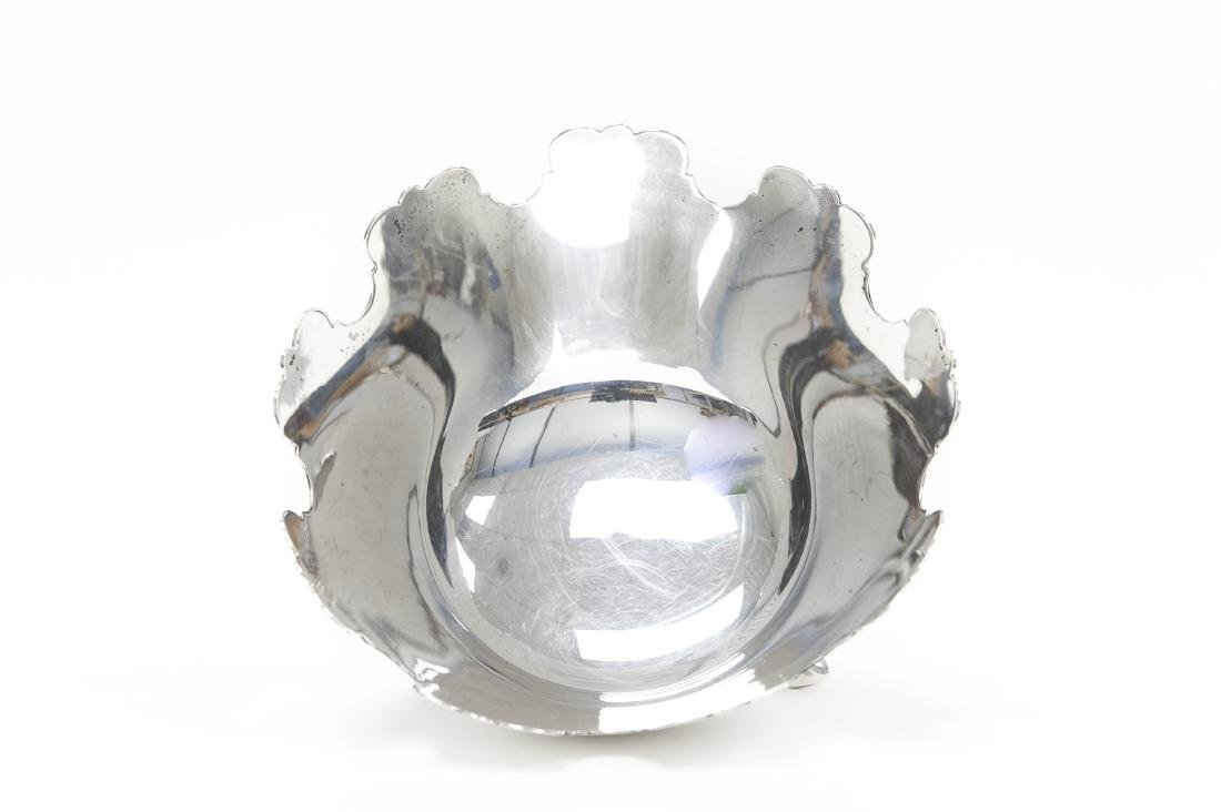 Tiffany & Co. Sterling Silver Bowl. - 4