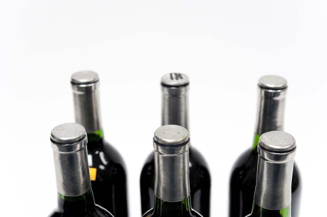 (6) Bottles, 1977 Silver Oak Cabernet. - 5