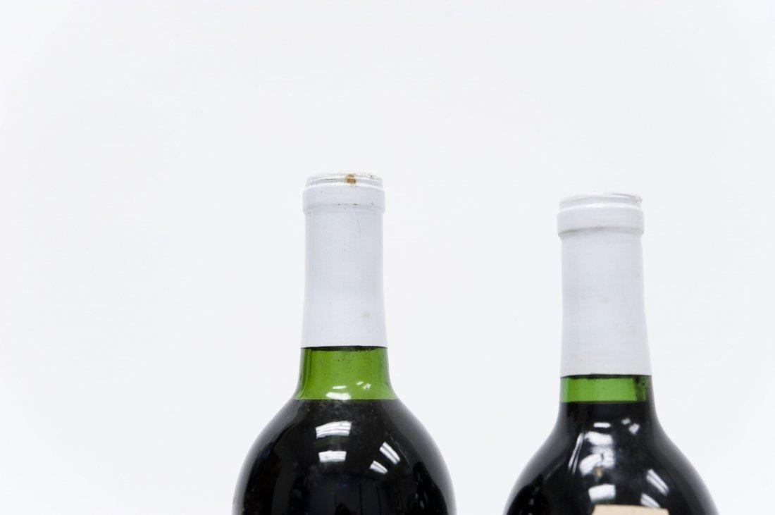 (6) Bottles, Chappellet Cabernet Sauvignon. - 10