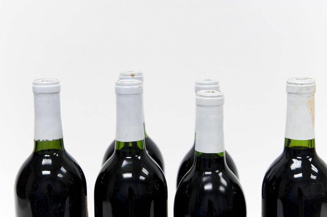 (6) Bottles, Chappellet Cabernet Sauvignon. - 6