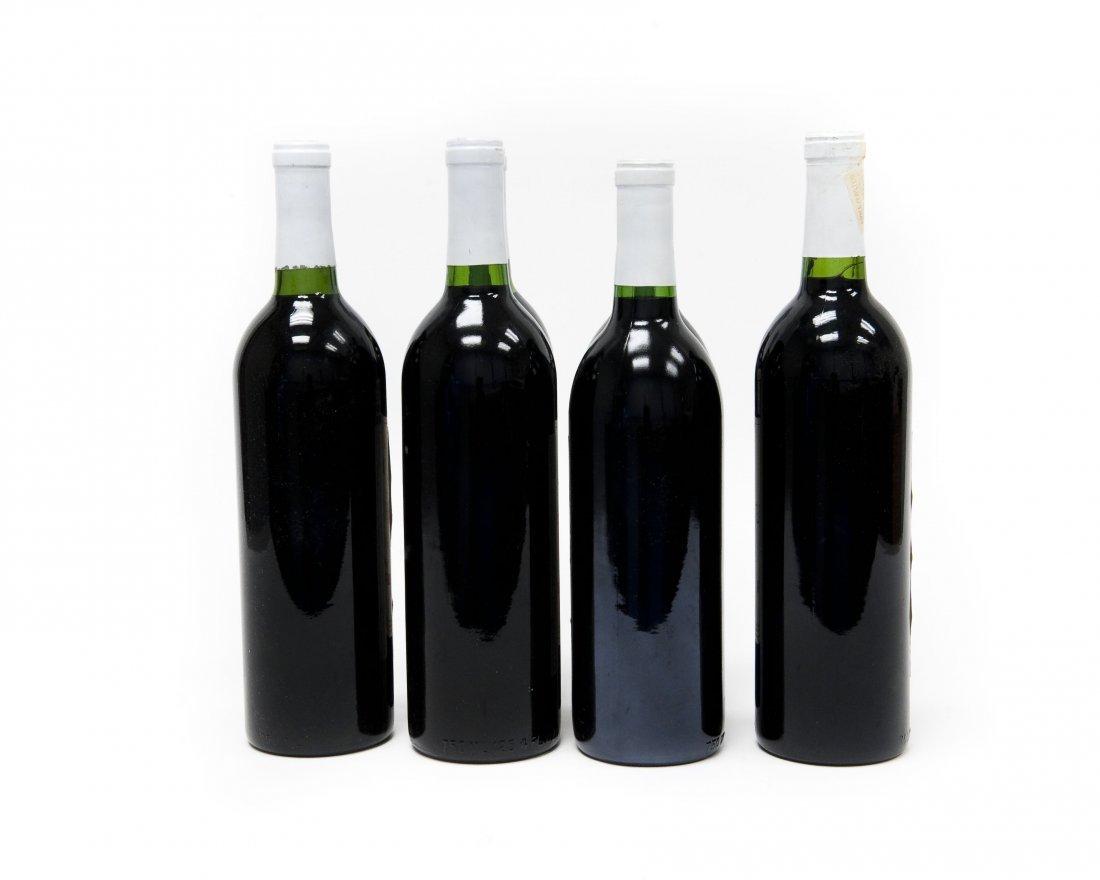 (6) Bottles, Chappellet Cabernet Sauvignon. - 7