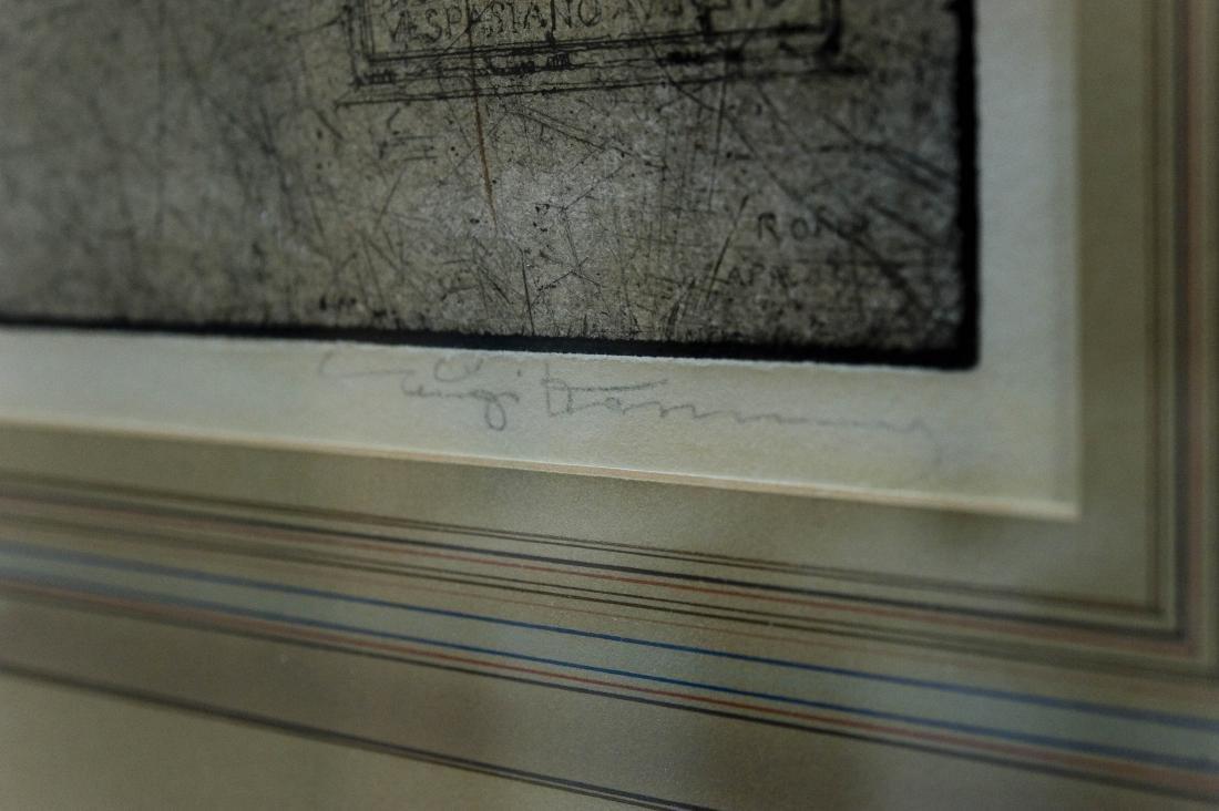 Luigi Kasimir Color Lithograph. - 2