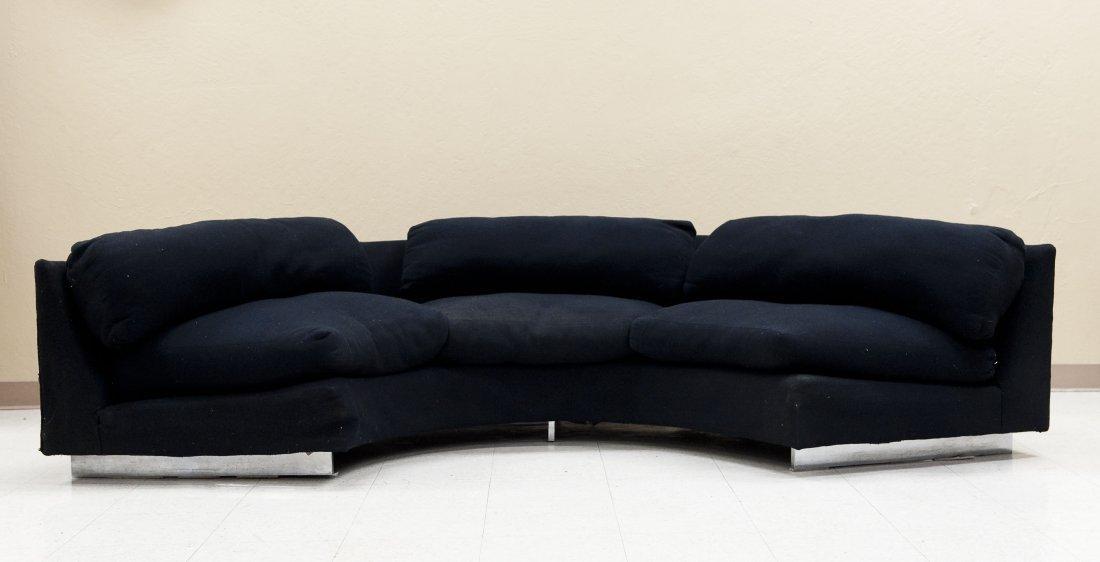 Milo Baughman Thayer Coggin Sectional Sofa. - 2