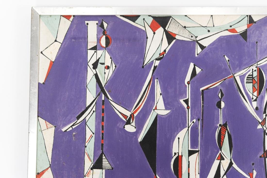 Jose Mijares, Oil on Canvas, Pescadores. - 3