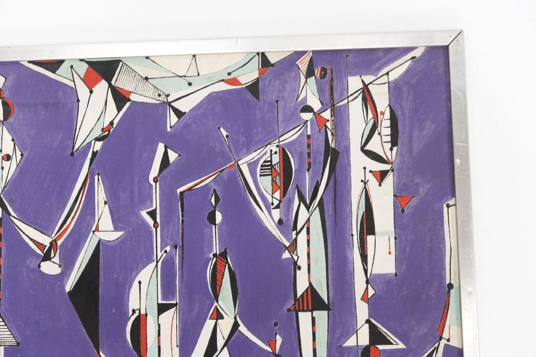 Jose Mijares, Oil on Canvas, Pescadores. - 4