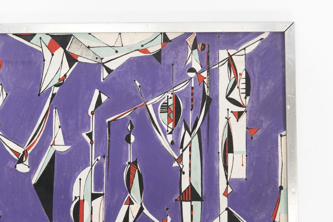 Jose Mijares, Oil on Canvas, Pescadores. - 5