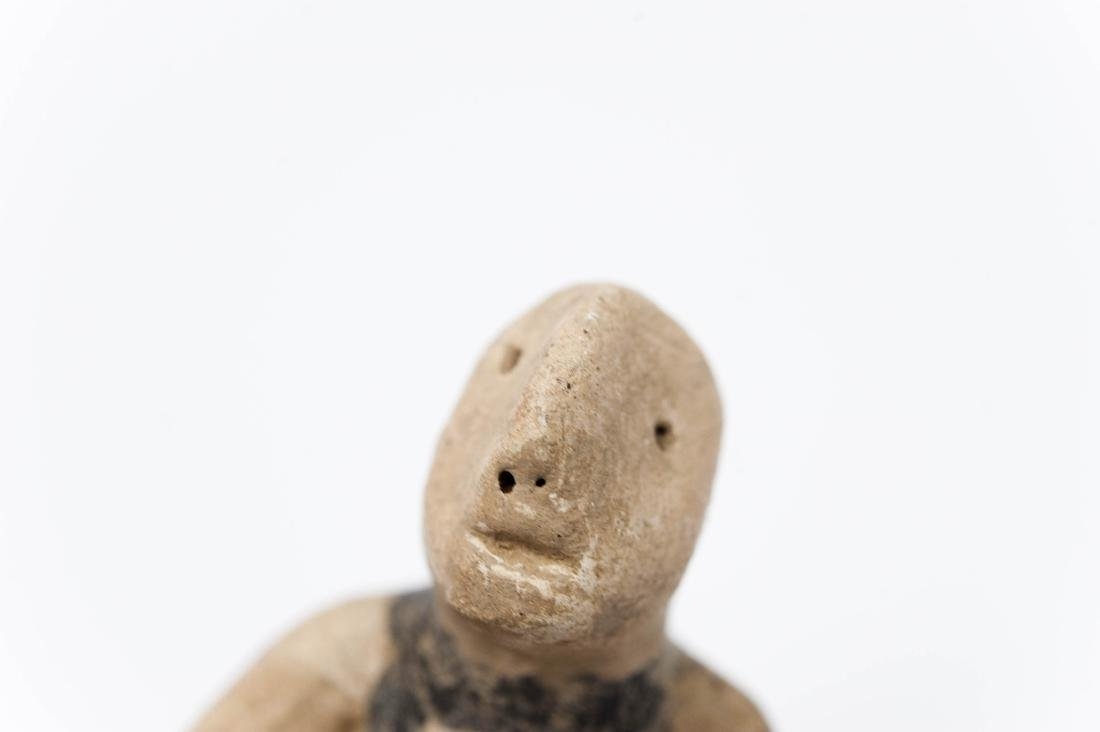 Anasazi effigy style vessel. - 6