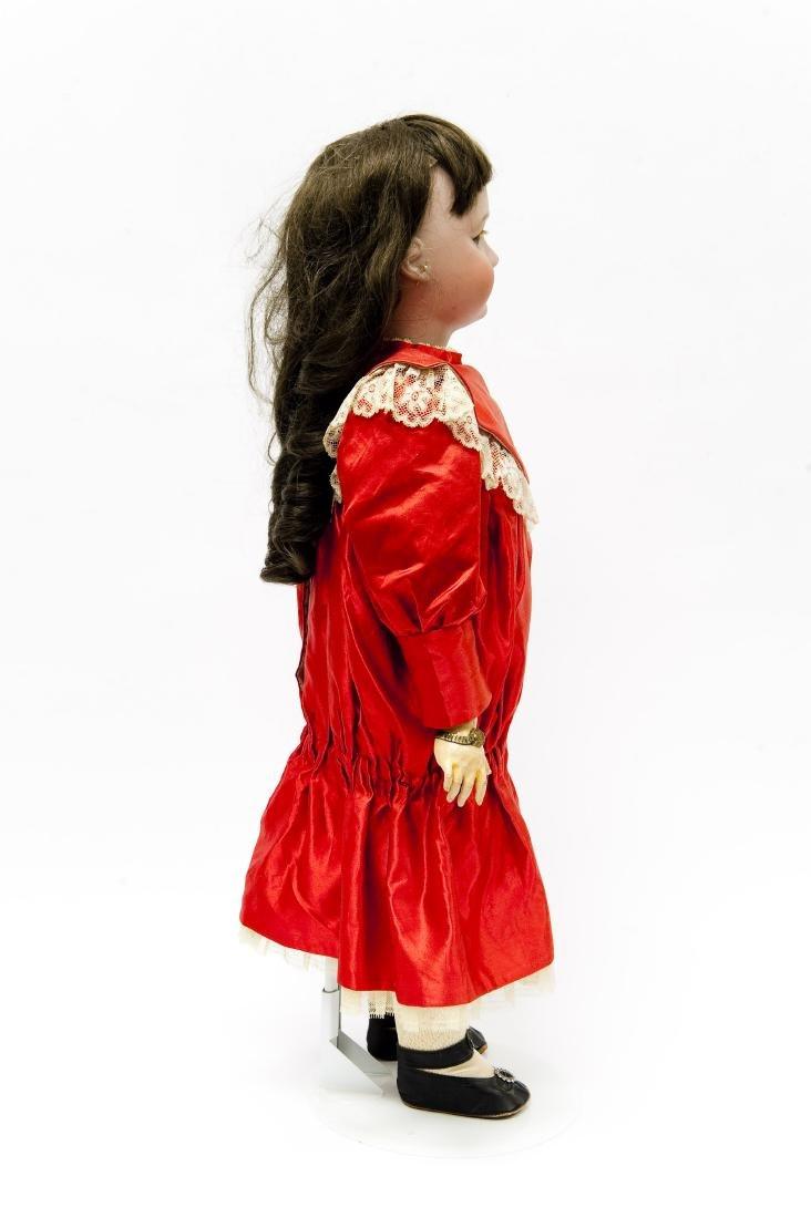 French SFBJ 301 Bisque Head Doll. - 2