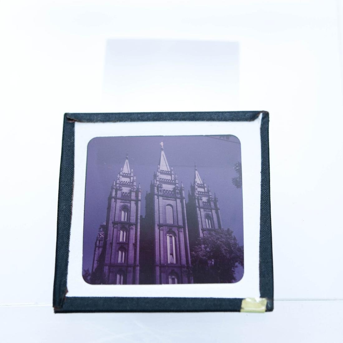 Collection of Vintage Photographic Glass Slides. - 2